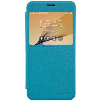 Nillkin Sparkle Leather Case / Flip Case Cover Original Samsung Galaxy J7 Prime / ON 7