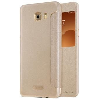 Kehebatan Nillkin Sparkle Series New Leather Case For Samsung Galaxy