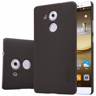 Nillkin Super Frosted cover case for Huawei Ascend Mate 8 - Coklat + free screen protector