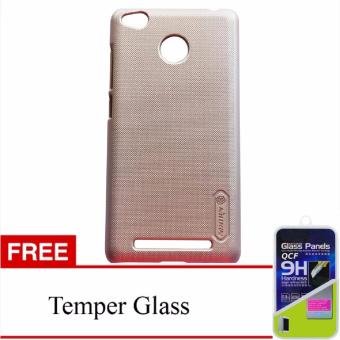 Nillkin Super Frosted Shield Hard Case for Xiaomi Redmi 3 Pro Redmi3x Redmi 3x Redmi3pro-