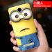 Note3/note3 cartoon silicone transparent Redmi protective case phone case