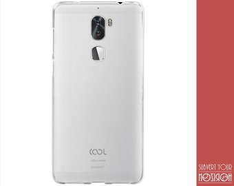 Keren 1 Silikon Penutup 360 Fleksibel Buram Source NOZIROH LeEco Coolpad Cool1 Dual .