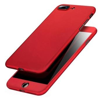OEM Delkin Case Full Protect 360 Derajat Infinix Hot 4 X557 - Merah