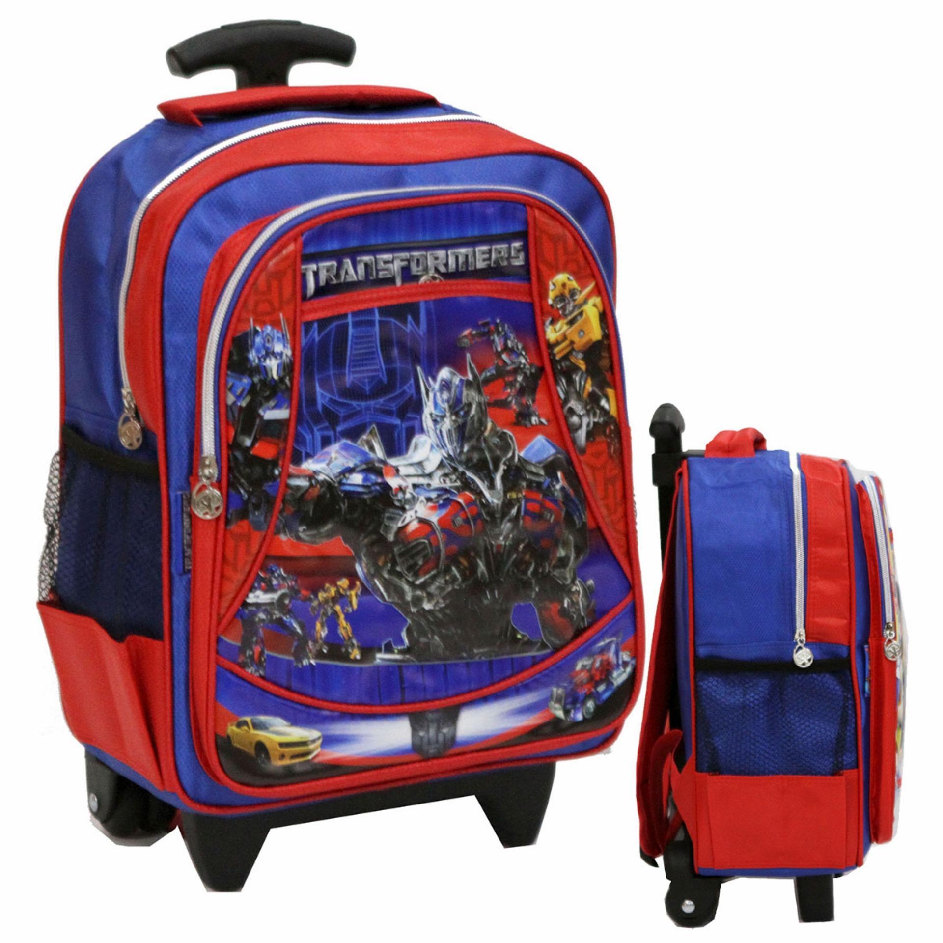 Onlan Tas Trolley Anak Sekolah Play Group Atau TK Model Kantung Unik