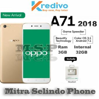 Oppo A71 2018 - New Arrival - 4G