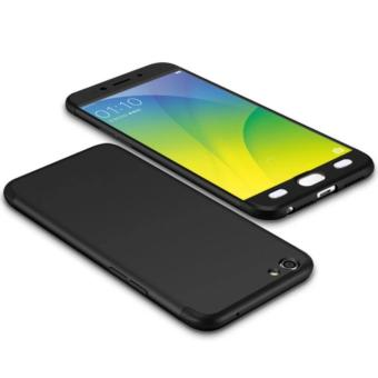 Oppo F1s A59 Hardcase 360 Full Protection Free Tempered Glass