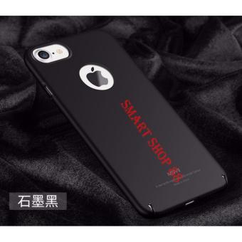 Original 360 Degree Slim Fit Case For Iphone 7 - Hitam