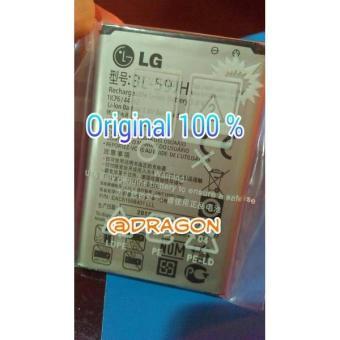 Original Baterai Batre Batere Battre Lg Bl-59Jh L7ii F3 P659 F6 D500 P713 Enact