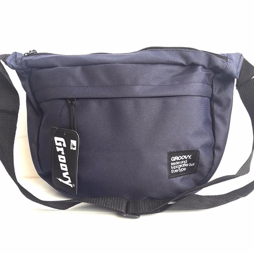 Cek Harga Baru Ormano Bodypack Sling Bag Tas Fashion Selempang Pria Men Shoulder Bags Waistbag Weistbag Berrio Waist Accessories Blue
