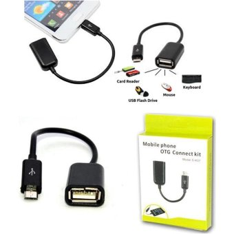 OTG Kabel / OTG Cable Connection Kit Micro Usb