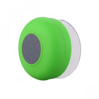 Ovila Bluetooth Speaker Portable Anti Air Water Proof BTS-06 -Hijau-