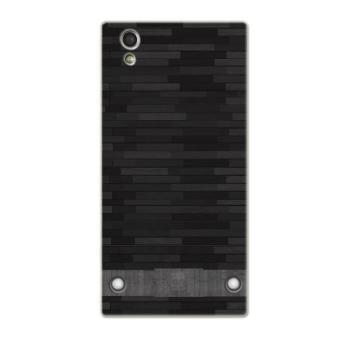 PC Plastik Case untuk Lenovo P70 (Hitam)