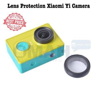 Pelindung Lensa Lens Protector For Xiaomi Yi Camera International