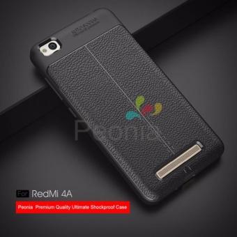 Peonia Ultimate Shockproof Premium Quality Grade A Case for Xiaomi Redmi 4A / Redmi 4A Prime