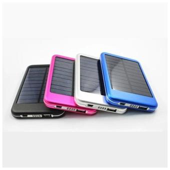 Power Bank Solar Cell/ Pengisi Daya Tenaga Surya