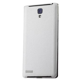 Premium Xiaomi Redmi Note Imported Cool Metal Aluminium Cover Hard Case - Putih