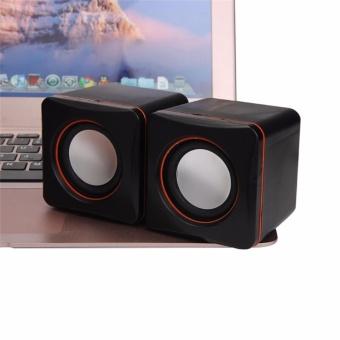 Mini Digital Speaker Dual USB Multimedia