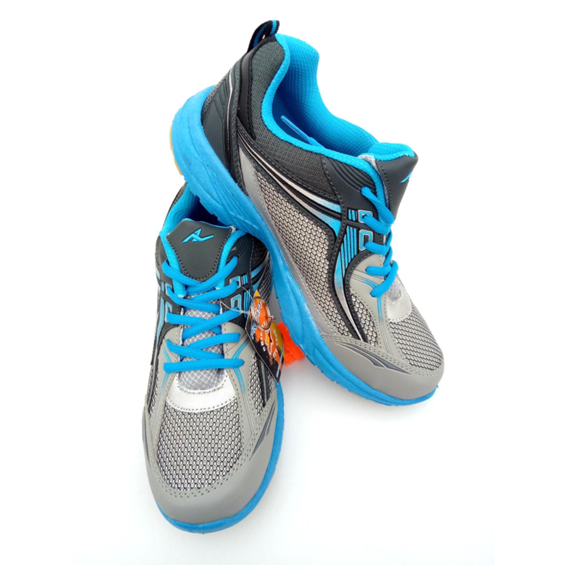PRO ATT Original - MC 50 - Biru AbuAbu - Sepatu Olahraga Pria - Sepatu Lari 05c5379a1c