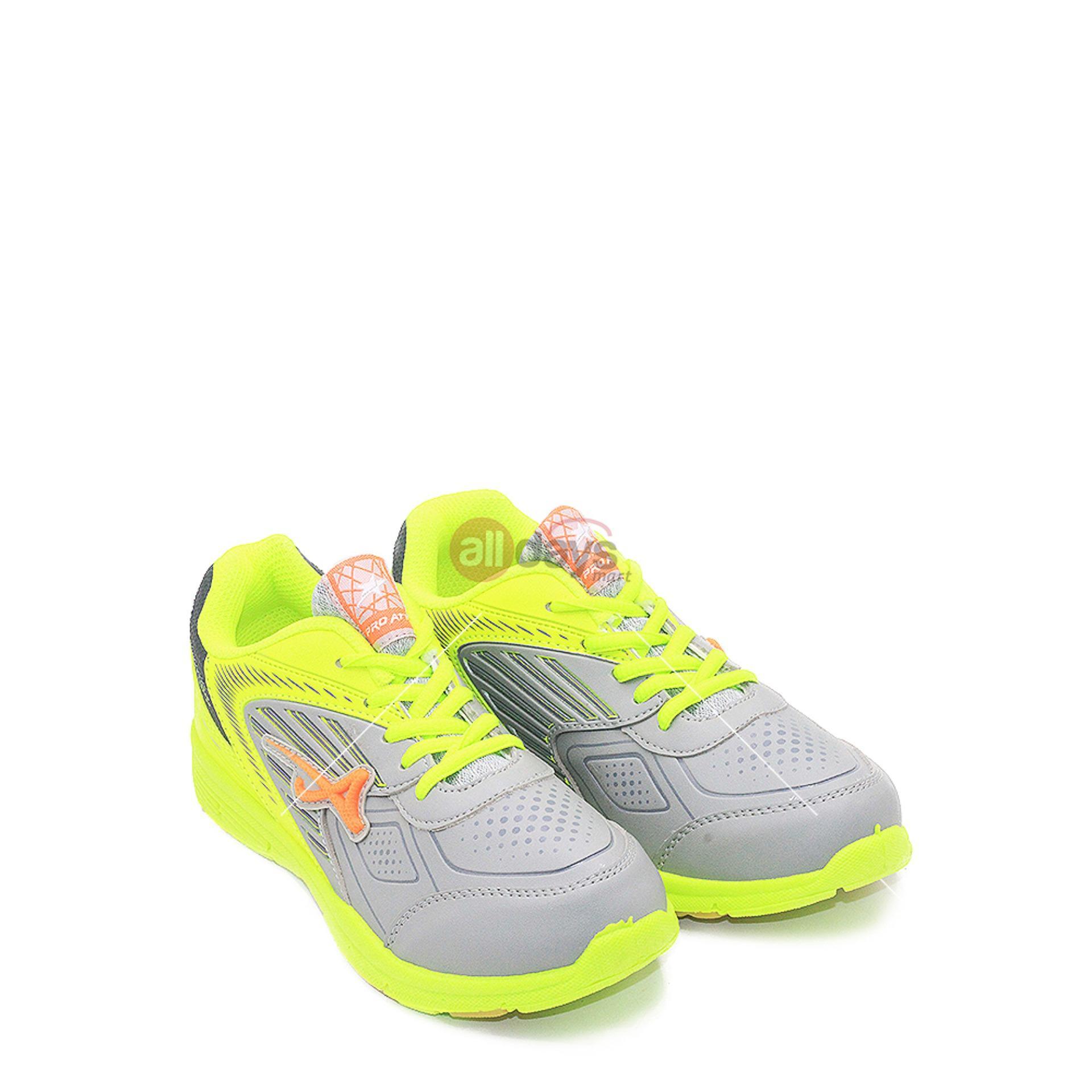 Pro ATT Sepatu Sport Sneakers / Sepatu Lari Kasual dan Sepatu Kets LG 681 - Abuabu