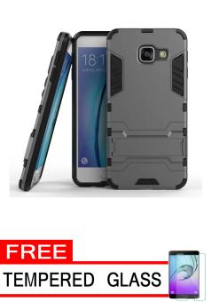 ProCase Kickstand Hybrid Armor Iron Man PC+TPU Back Cover Case for Samsung Galaxy A5