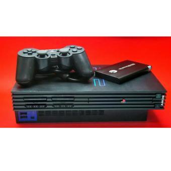 Jual Ps2 Sony Playstation 2 Usb Harddisk 40 Gb Console Black