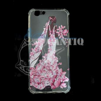 QCF Case Anti Crack Animasi Oppo F1S Selfie Expert A59 / jelly Casing Oppo A59 /