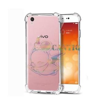QCF Soft Case Anti Shock Anti Crack Vivo Y51 / Silikon Casing Vivo Y51 / jelly