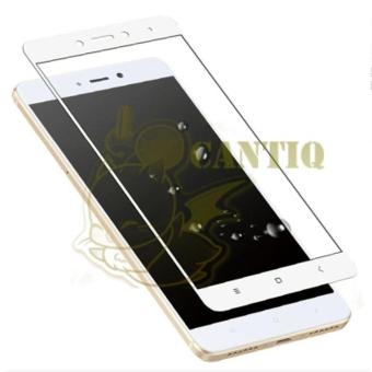 QCF Tempered Glass Full Screen Xiaomi Redmi Note 4X (Only Depan) / Screen Protector