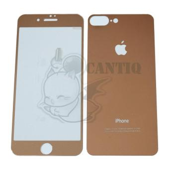QCF Tempered Glass Glossy (2in1) Apple iPhone 7 Plus 5.5 inch / Anti Gores