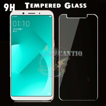 QCF Tempered Glass Oppo A83 / Anti Gores Kaca Oppo A83 / Temper Glass Oppo A83 / Screen Protector OppoA83 / Pelindung Layar - Clear