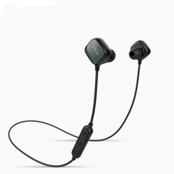 QCY QY12 Olahraga Magnetik Adsorpsi Stereo Nirkabel Bluetooth 4.1 Headphone Earphone-Internasional