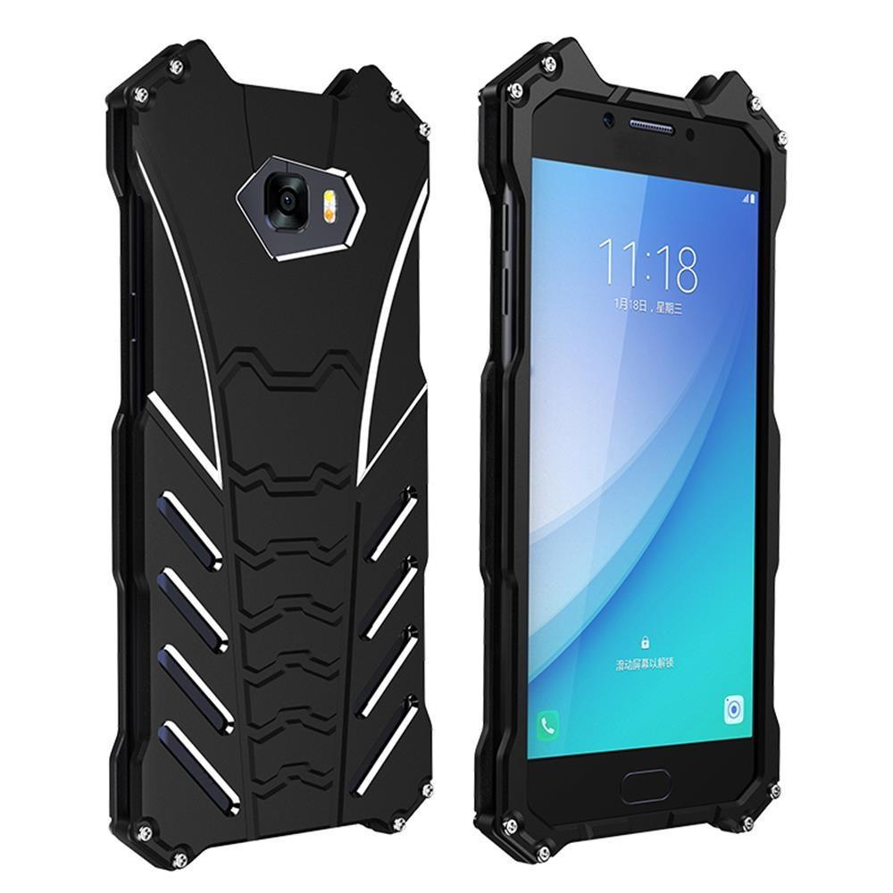 Fitur R Just Batman Cases For Samsung Galaxy C9 Pro Metal C900 Detail Gambar Aluminum Shockproof Case Intl Terbaru