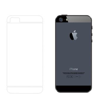 Rayee iPhone5/iPhone5s setelah stiker Film