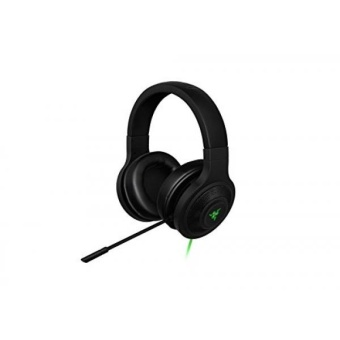 Razer Kraken USB - Black Noise Isolating Over-Ear Gaming Headset with Mic - Compatible