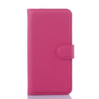 ... leather FLIP COVER WALLET. Source · [Ready Stock] SZYHOME Ponsel Case untuk Alcatel Flash Plus OT7054T Mewah .
