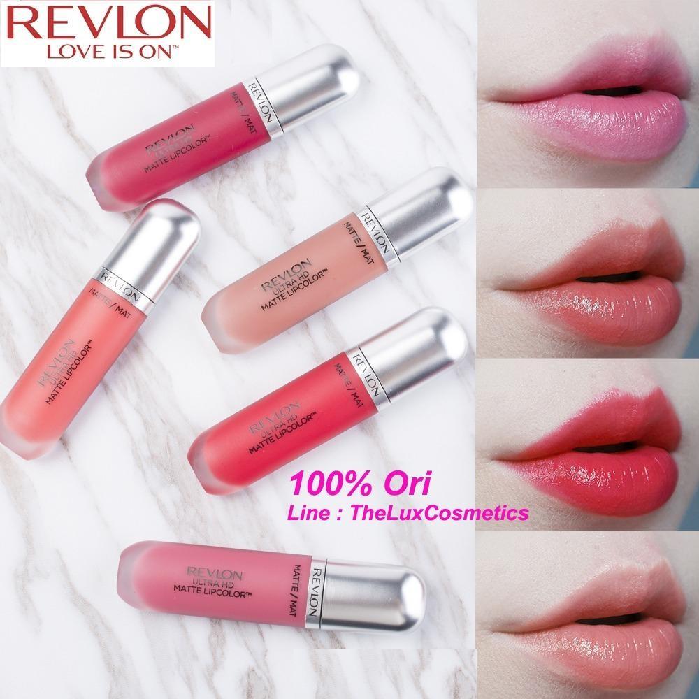 Kehebatan Revlon Ultra Hd Matte Lip Color Addiction 610 Dan Harga Backpack Pria Raindoz Bbr611 Cream 620 Flirtation