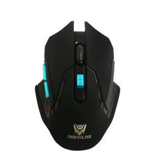 Rexus Aviator Mouse Gaming Wireless RXM-S5 - hitam