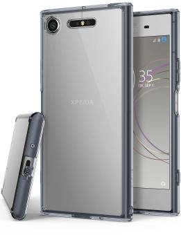 Ringke Fusion Case for Sony Xperia XZ Premium - Grey