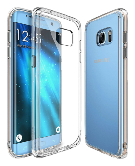 Ringke Fusion PC And Sampul Belakang TPU Case Cover For Sam Sung Galaxy S7 Edge (