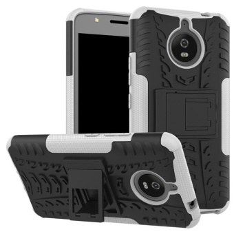 Rugged Armor Dazzle Back Cover Case for Motorola Moto E4 Plus - intl