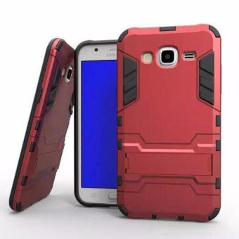 Review Case Samsung J2 Pro 2018 Rugged Armor Back Case Pc Hard