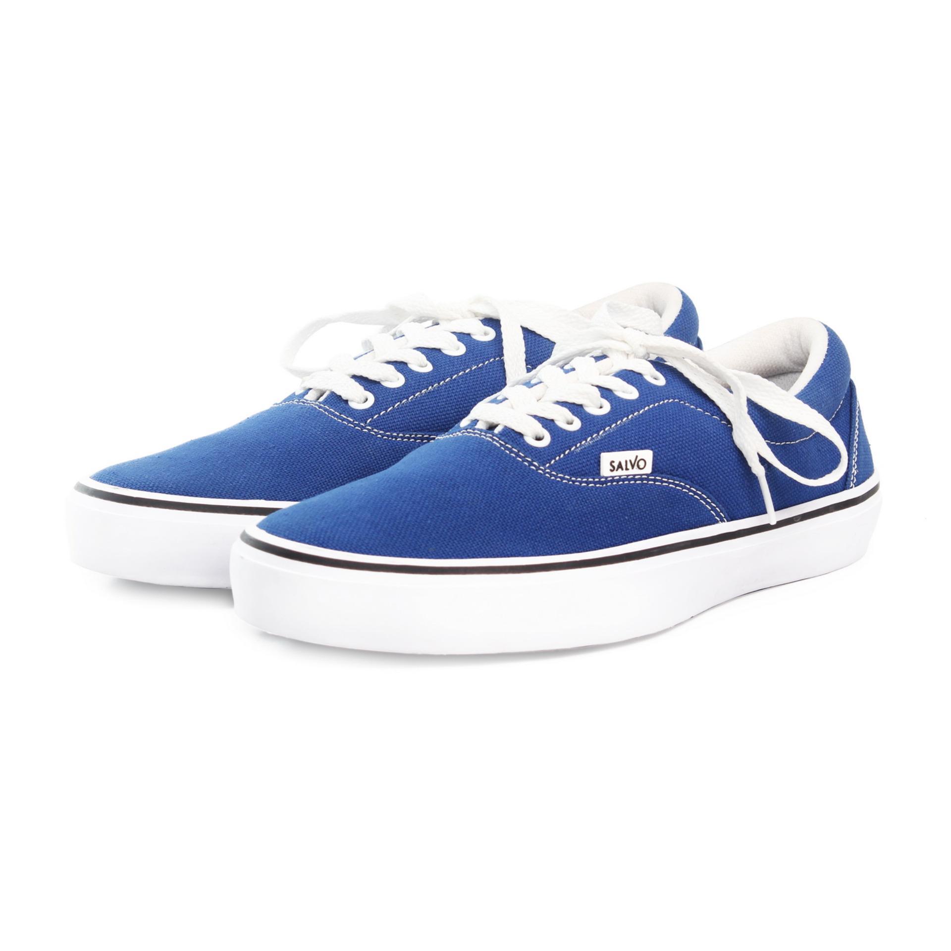 Salvo / fashion pria / sepatu / sepatu pria / flat shoes / flatshoes / sepatu