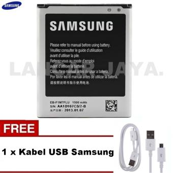 Samsung Battery Baterai Batre Samsung S3 mini GT-I890 + Gratis Kabel USB Samsung