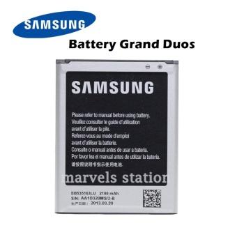 Samsung Battery GT-i9082 Baterai Galaxy Grand Duos (2100mAh) - Original