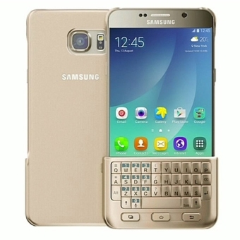 Samsung Cover Keyboard Gold for Galaxy Note 5 SM - N920 New Editions