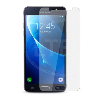 Samsung Galaxy J7 2016 (J710) Anti Gores Kaca / Tempered Glass Kaca Bening