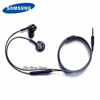 Samsung Handsfree Galaxy S8 by AKG EO-IG955 3.5mm Earphone/Headset - Black