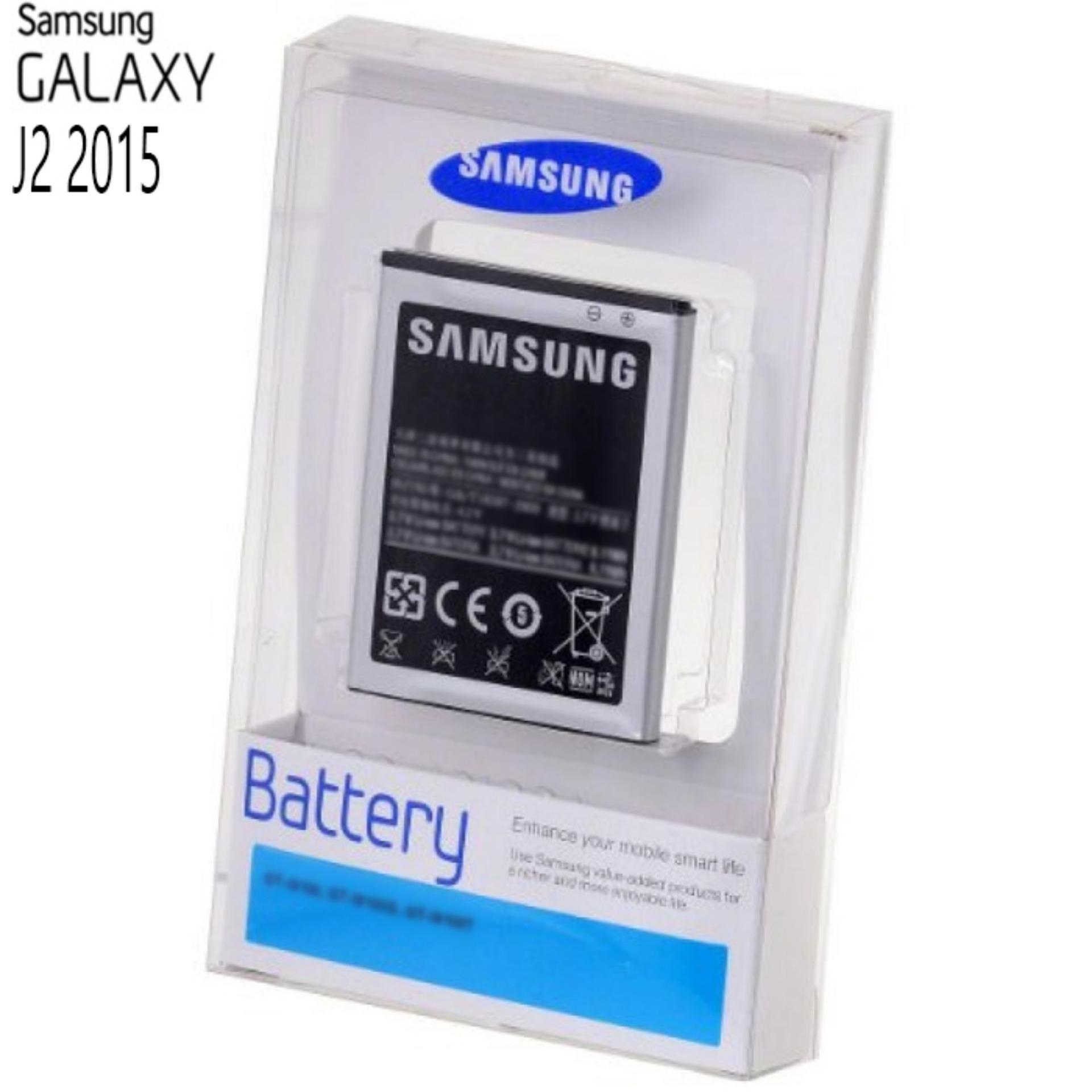 Baterai Batre Battery Samsung J2j200 Original 100 Sein Eb Bg360cbueb Vizz Double Power Galaxy J2 2015 J200 Batrai Ori Sm Hot Deals Terbaik
