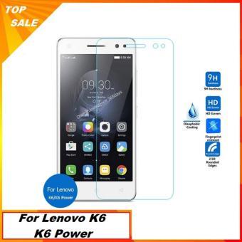 Screen Guard Lenovo K6 K6 Power Tempered Glass 2 5D Bening .