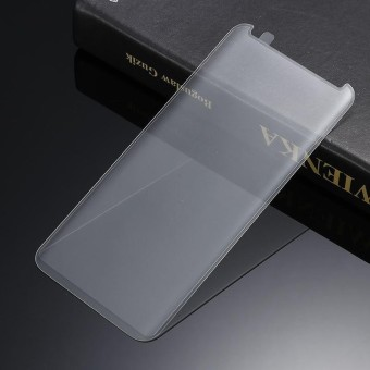 Screen Protector For Samsung Galaxy S8 3D Tempered Glass Curved Coverage Screen - intl